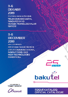 BAKUTEL 2019 Official Catalogue